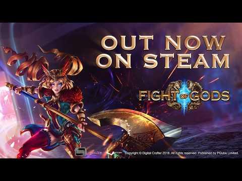 Fight of Gods - Freyja Reveal Trailer