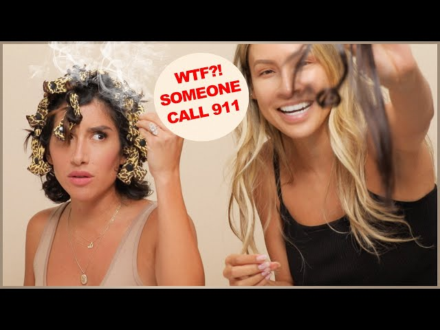 I basically changed Jen Atkin's life   Hair Roulette Challenge thumbnail