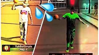 Drippy Outfits (NBA2K19)