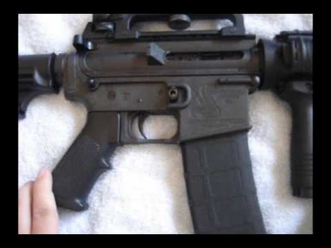 Bushmaster Carbon 15 ar 15 part 4