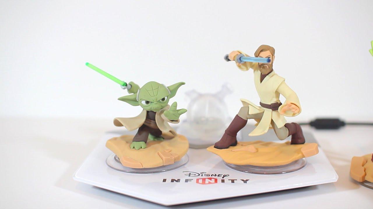 Disney Infinity: 3.0 Edition Star Wars and Disney Figures (Wave 1)