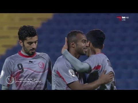 رديف لخويا 4-0 رديف العربي ( أهداف لخويا Lekhwiya Goals )