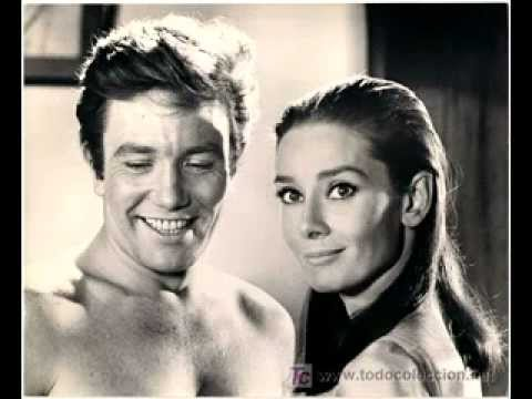 Audrey Hepburn and Albert Finney- Can't Help Falling In Love With You
