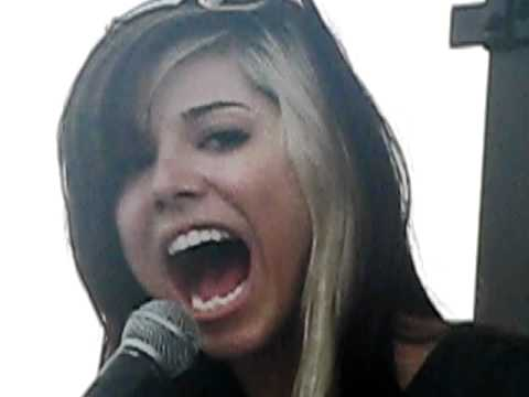 Bite of Las Vegas 2010! Christina Perri Jar of Hearts live Music Videos