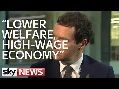 Chancellor George Osborne Says He Will Help Families In Transition Of Tax Credit Cuts