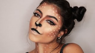DEER - HALLOWEEN 2016 | STEPHANIE SUERO