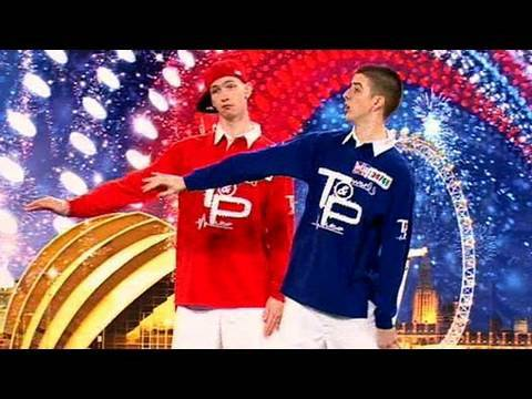 Twist and Pulse - Britain's Got Talent 2010 - Auditions Week 5