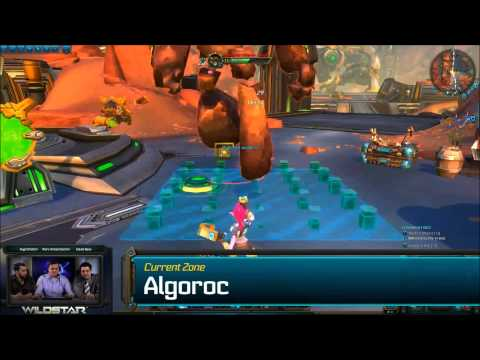 WildStar Episode Four - Medic - Full Twitch Live Stream - 12/7/13