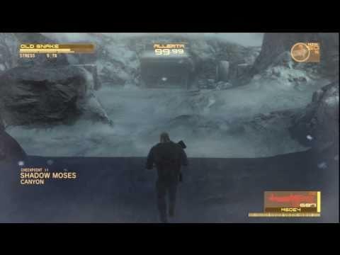 Metal Gear Solid 4 (ita) Parte 32 Hd -  Il Ritorno A Shadow Moses video