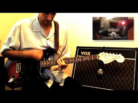 Wampler Velvet Fuzz Demo - Pink Floyd / Jimi Hendrix