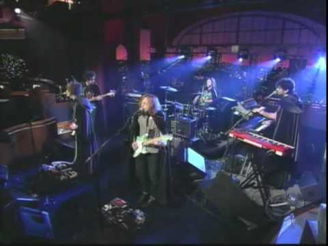MGMT - David Letterman - &quot;Time to Pretend&quot;