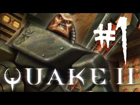 Starting With A Crash | Quake 2 (PC) - Part 1
