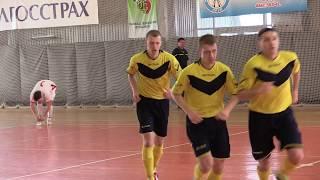 В ¼ финала чемпионата Беларуси по мини-футболу сыграют «Лидсельмаш» и «Охрана-Динамо»