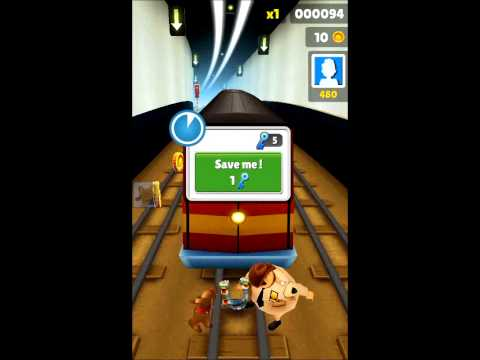 subway surf mod with game guardian. easy as pie