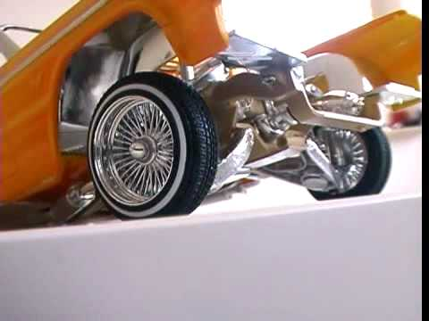 RC lowrider wip Real Deal '64 Impala Video