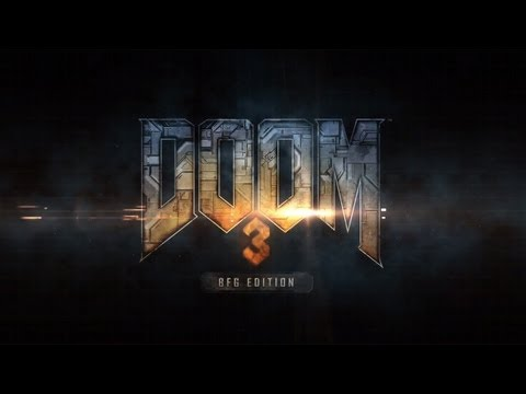 Primer tráiler de Doom 3 BFG Edition (VIDEO)