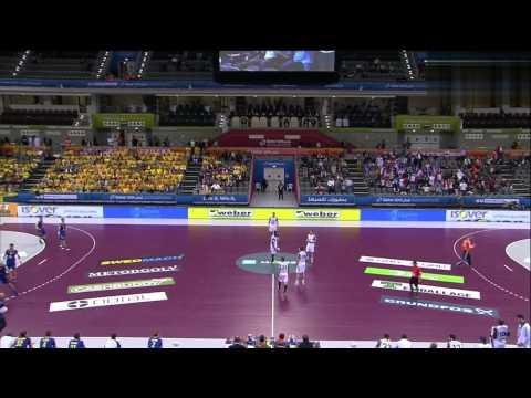 FRANCE VS SUÈDE Handball IHF World Championship QATAR 2015