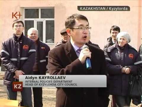 Kazakhstan. News 28 March 2012 / k+