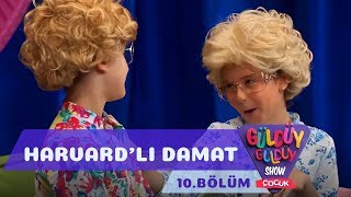 Güldüy Güldüy Show Çocuk 10. Bölüm, Harvard'lı Damat Skeci