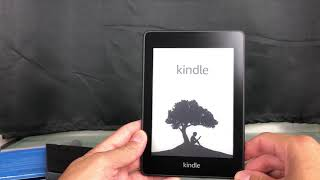 Random Review  Kindle Paperwhite Waterproof