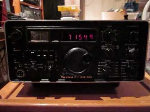 Yaesu FT-301D Alternate Display Board - II