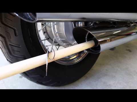 Suzuki Cexhaust Debaffle