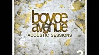 Watch Boyce Avenue Realize video