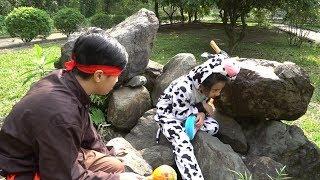 Câu Chuyện Bác Nông Dân và Con Bò Sữa - Kể Chuyện Hay Cho Bé Nghe - MN Toys
