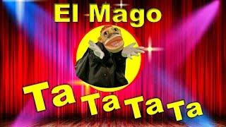 ? Aprende las Vocales A E I O U ? Videos Infantiles Educativos - El Mago TaTa-TaTa