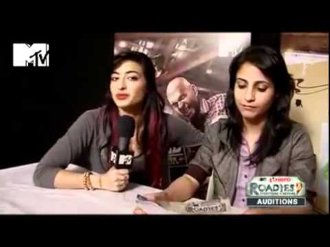 MTV Roadies 9 Episode 1 Delhi Audition 7 January 2012 - YouTube2...