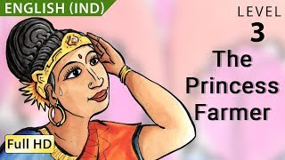 The Princess Farmer: Learn English (UK) with subtitles - Story for Children