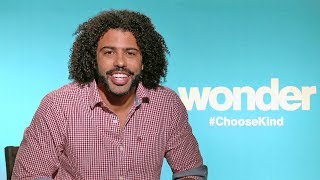 Wonder (2017 Movie) Precept Discussion Video – Daveed Diggs