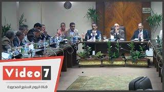تفاصيل اجتماع اللجنة الوطنية لصياغة مشروعات قوانين الصحافة والإعلام
