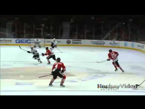 Drew Doughty amazing play on Dwight King's goal . Mar 25, 2013