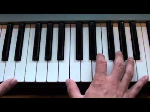 How to play Can't Hold Us on piano - Macklemore and Ryan Lewis