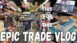 Epic Trade VLOG - $1000 Trade Credit Towards 8 Rare Games