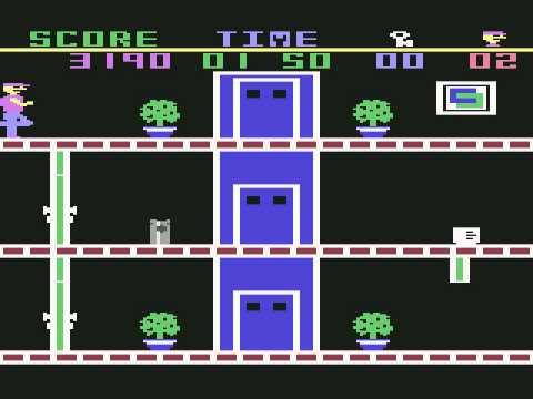 [c64] The Heist (1984)