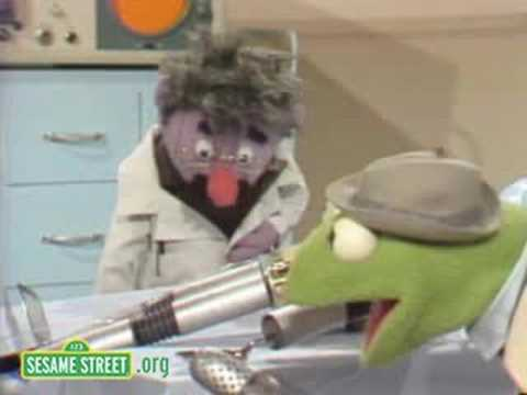 Sesame Street - The Six Dollar Man