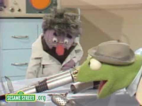 Sesame Street - The Six Dollar Man