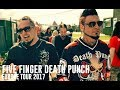 Five Finger Death Punch at Download Fest 2017