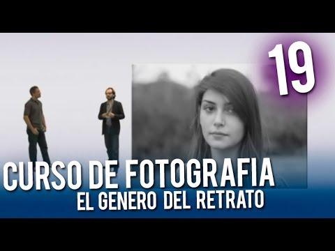 Curso de fotografia   19 El Genero del retrato