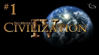 Let's Play Civilization 4 [Civ 4: Part 1] - Fantasy Realm Khmer
