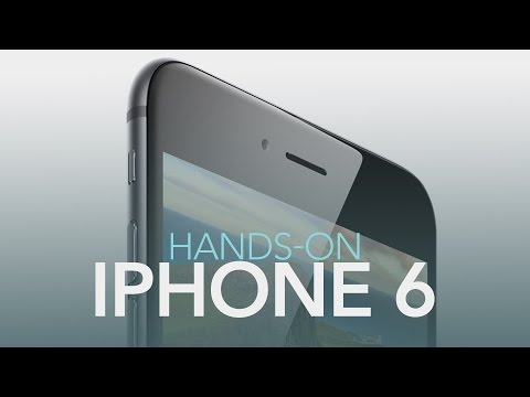 Apple iPhone 6: First Hands-On Look at What's New