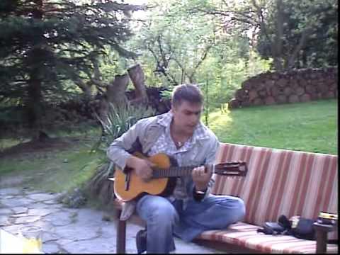 Колян Мароз - Была не была (Джанго Cover гитара) www.maroz.de
