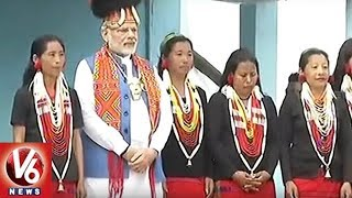 PM Narendra Modi: Nagaland Needs Strong And Stable Government