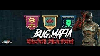 OpBull #6 B.U.G MAFIA VS B.U.G MAFIA Clan Match Modern Combat Versus Gameplay