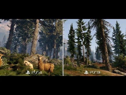 Grand Theft Auto V: сравнение версий для PS3 и PS4