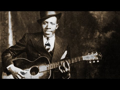 曲のイメージをカバー Travelling Riverside Blues によって Robert Johnson