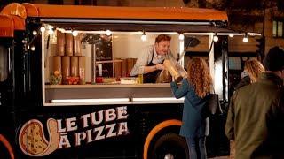 Pub Orange - Tube à Pizza ! (version longue)