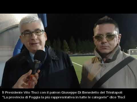 Il presidente della Figc Puglia parla delle squadre foggiane che militano dall'Eccellenza alla Terza categoria